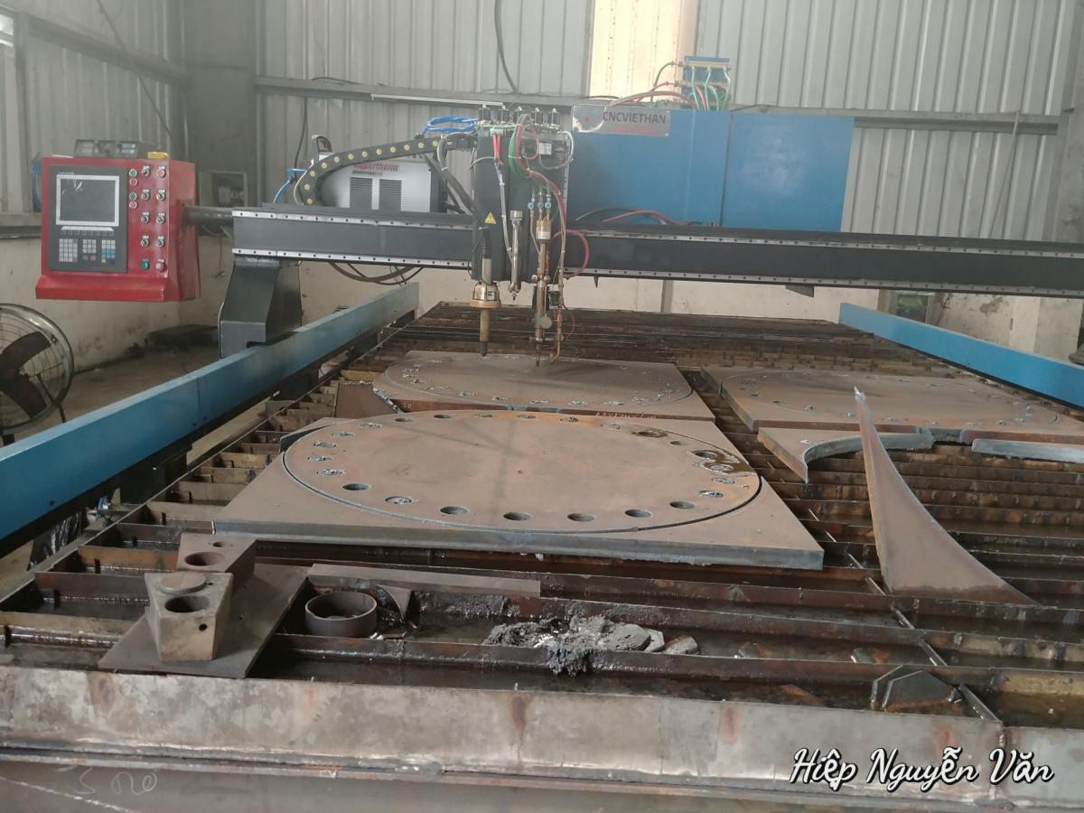 CNC Việt Hàn | Máy CNC Plasma hàng đầu Việt Nam