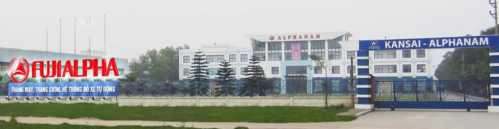 Nhà máy sản xuất thang máy FujiAlpha dùng máy của CNC Việt Hàn