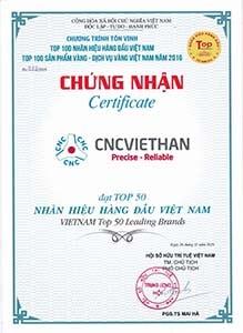 TOP 50 sản phẩm vàng Việt nam