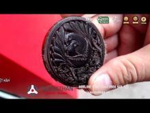 Embedded thumbnail for [VIDEO] Máy cnc điêu khắc hoa văn tinh xảo trên chất liệu sừng tại CNC Việt Hàn