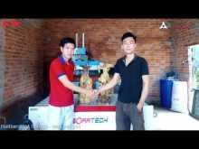 Embedded thumbnail for Máy đục tượng kết hợp đục phẳng Soratech 4 đầu tại nhà khách ở Đăk Nông