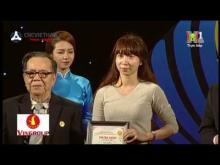Embedded thumbnail for CNC Việt Hàn tại Lễ tôn vinh 100 nhãn hiệu hàng đầu, 100 sản phẩm vàng, dịch vụ vàng Việt Nam 2016