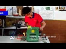 Embedded thumbnail for Hướng dẫn sử dụng máy mài dao mài dao cho máy đục gỗ CNC | CNC Việt Hàn