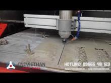 Embedded thumbnail for Máy đục khắc đá
