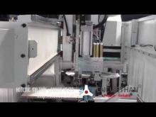 Embedded thumbnail for Máy CNC Thay dao tự động, khoan lỗ bề mặt P3.4-0924H