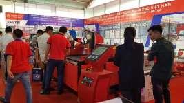 máy cắt plasma cnc Việt Hàn