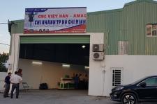 chi nhánh CNC Việt Hàn