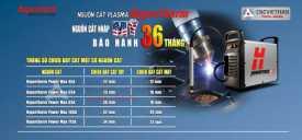 Nguồn cắt Hypertherm Powormax 85A Mỹ