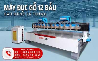 máy CNC gỗ