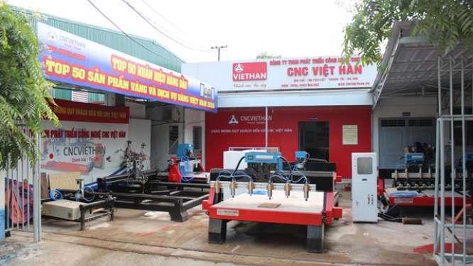 Công ty CNC Việt Hàn