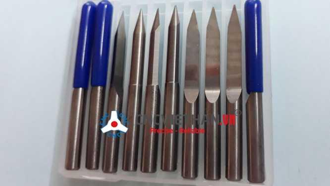 dao đục tinh