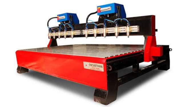 máy đục gỗ vi tính