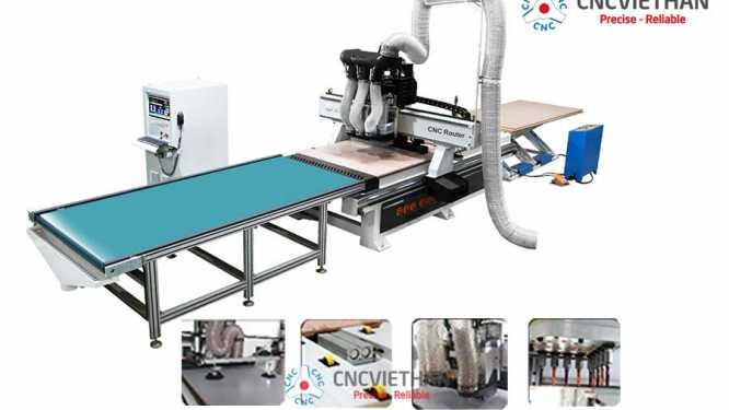 máy chế biến gỗ đa năng