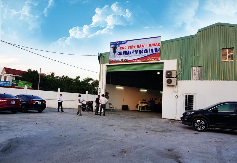 chi nhánh CNC Việt Hàn TPHCM