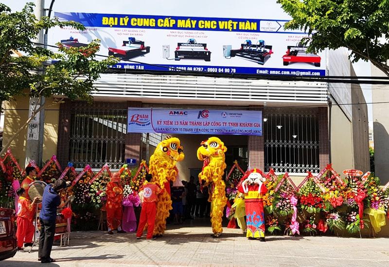 CNC Việt Hàn Vũng Tàu