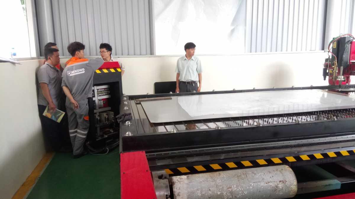 Công ty CP Lọc hóa dầu Mekong