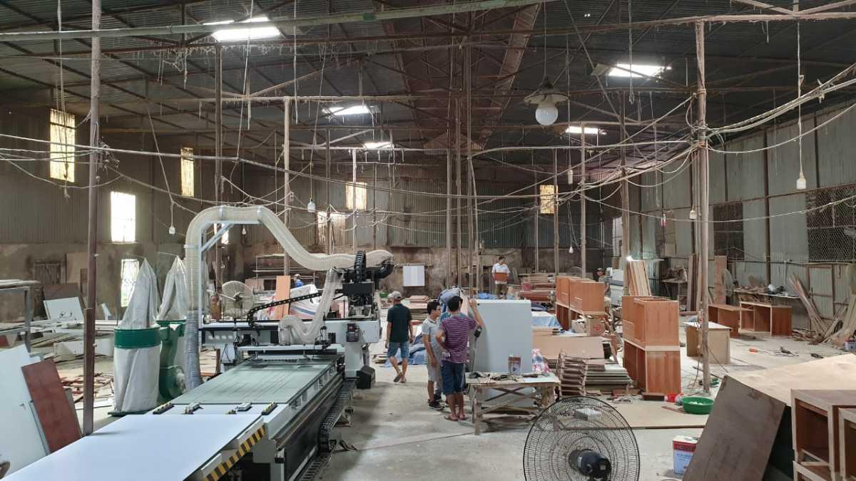 máy chế biến gỗ