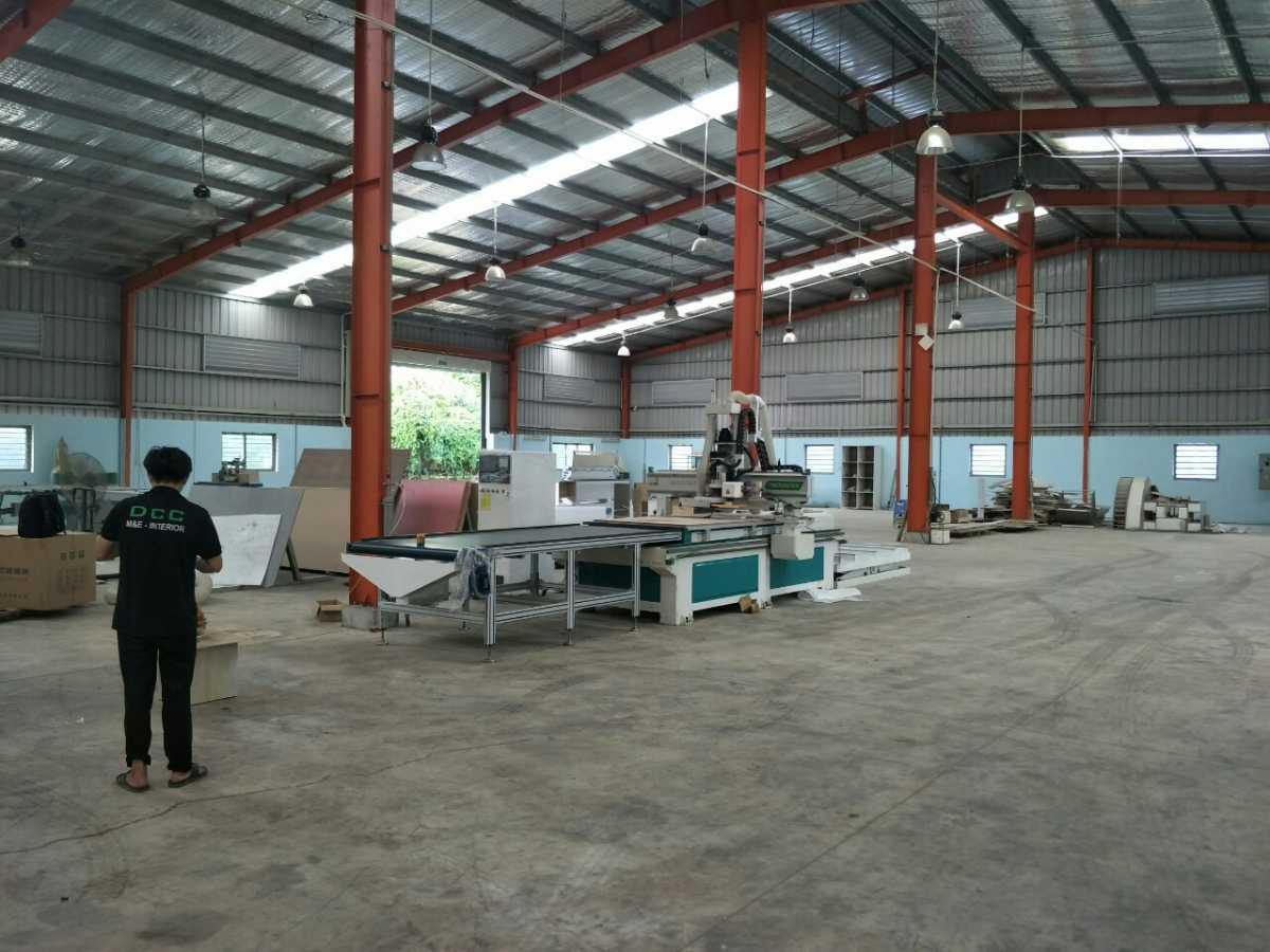 máy chế biến gỗ - Công ty CP Đại Châu